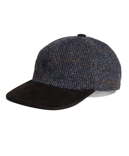 Harris Tweed  Baseball Cap