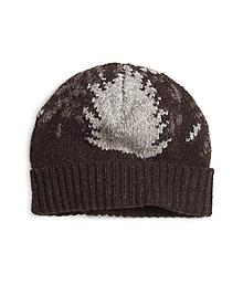 Mountain Motif Hat