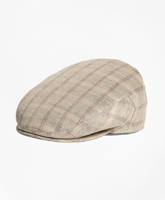 Heather Plaid Ivy Beige