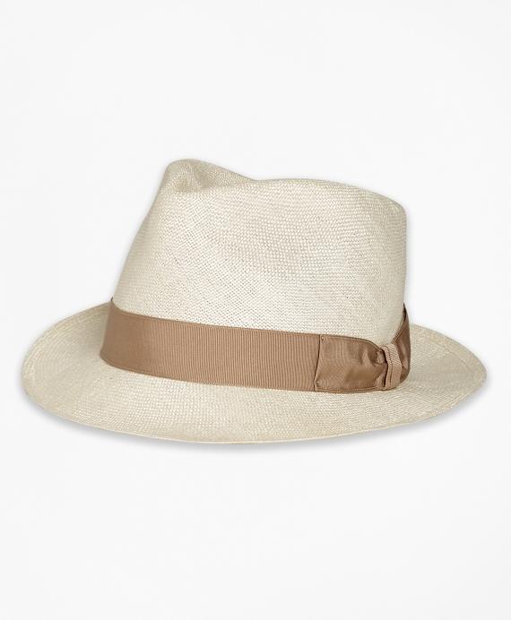 66c01fc19f3 Straw Hat - Brooks Brothers