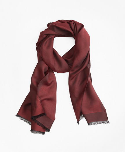 Jacquard Textured Scarf