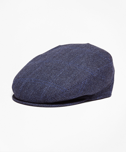 Herringbone Saxxon™ Wool Ivy