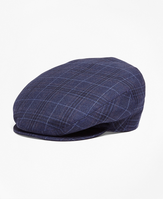 Plaid Saxxon™ Wool Ivy Navy