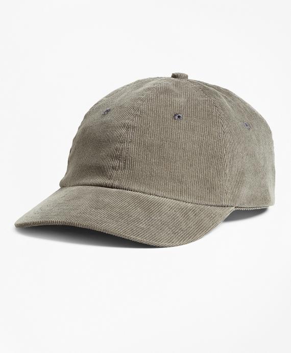 aa6380bf Corduroy Baseball Hat - Brooks Brothers