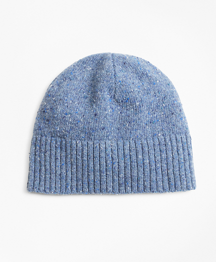 Merino Wool Donegal Knit Hat