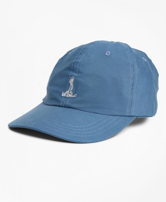 Nautical Baseball Hat Blue