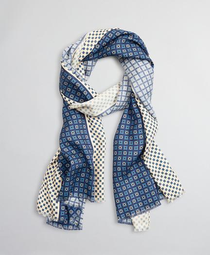Golden Fleece® Wool-Silk Scarf
