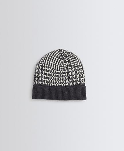 Glen Plaid Hat