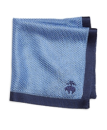 Knit Pocket Square