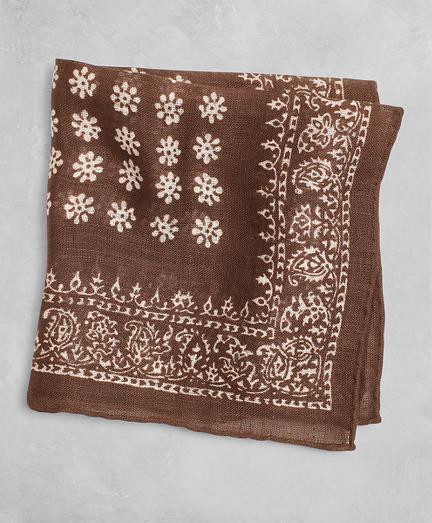 Golden Fleece® Linen Pocket Square