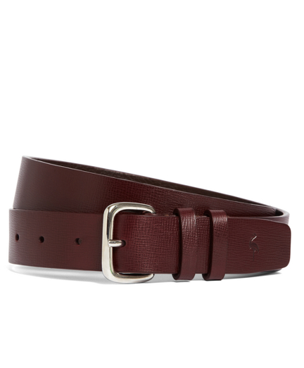Harrys Of London® Box Grain Calf Belt