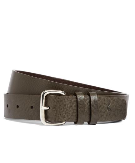 Harrys Of London® Penny Boxcalf Belt