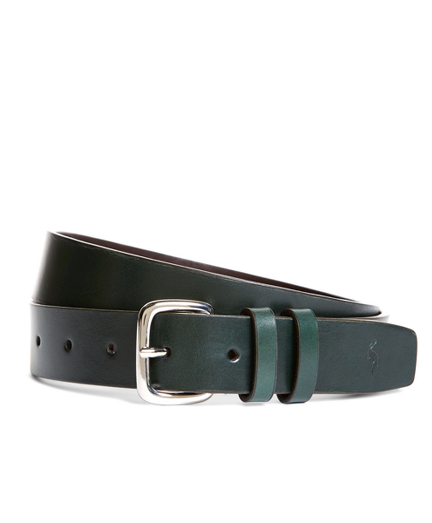 Harrys Of London® Satin Calfskin Belt