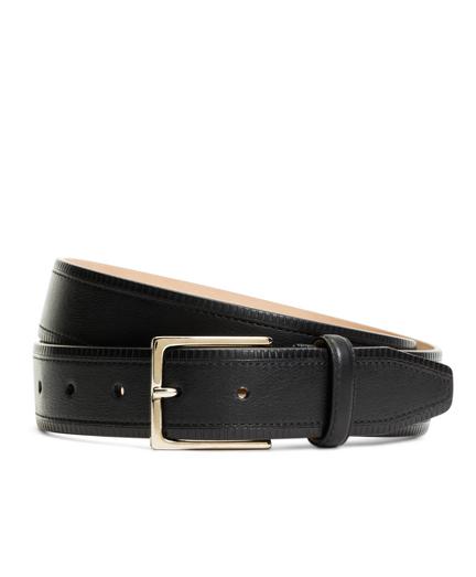 Wheeled Leather Belt
