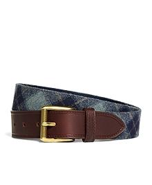 Pendleton® Plaid Belt