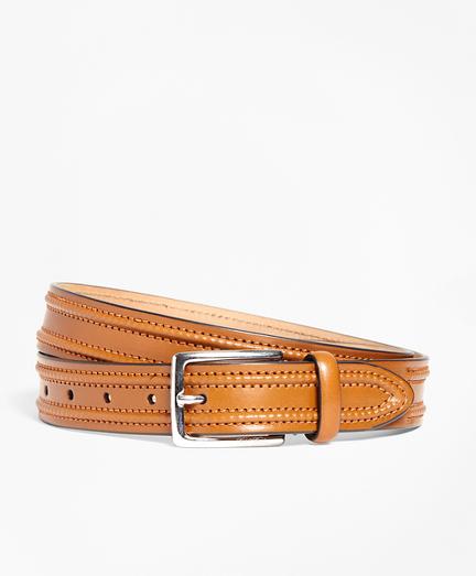 Moccasin Stitch Belt