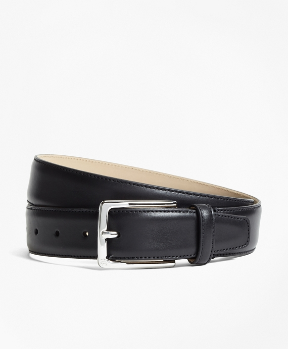 1818 Leather Belt Black