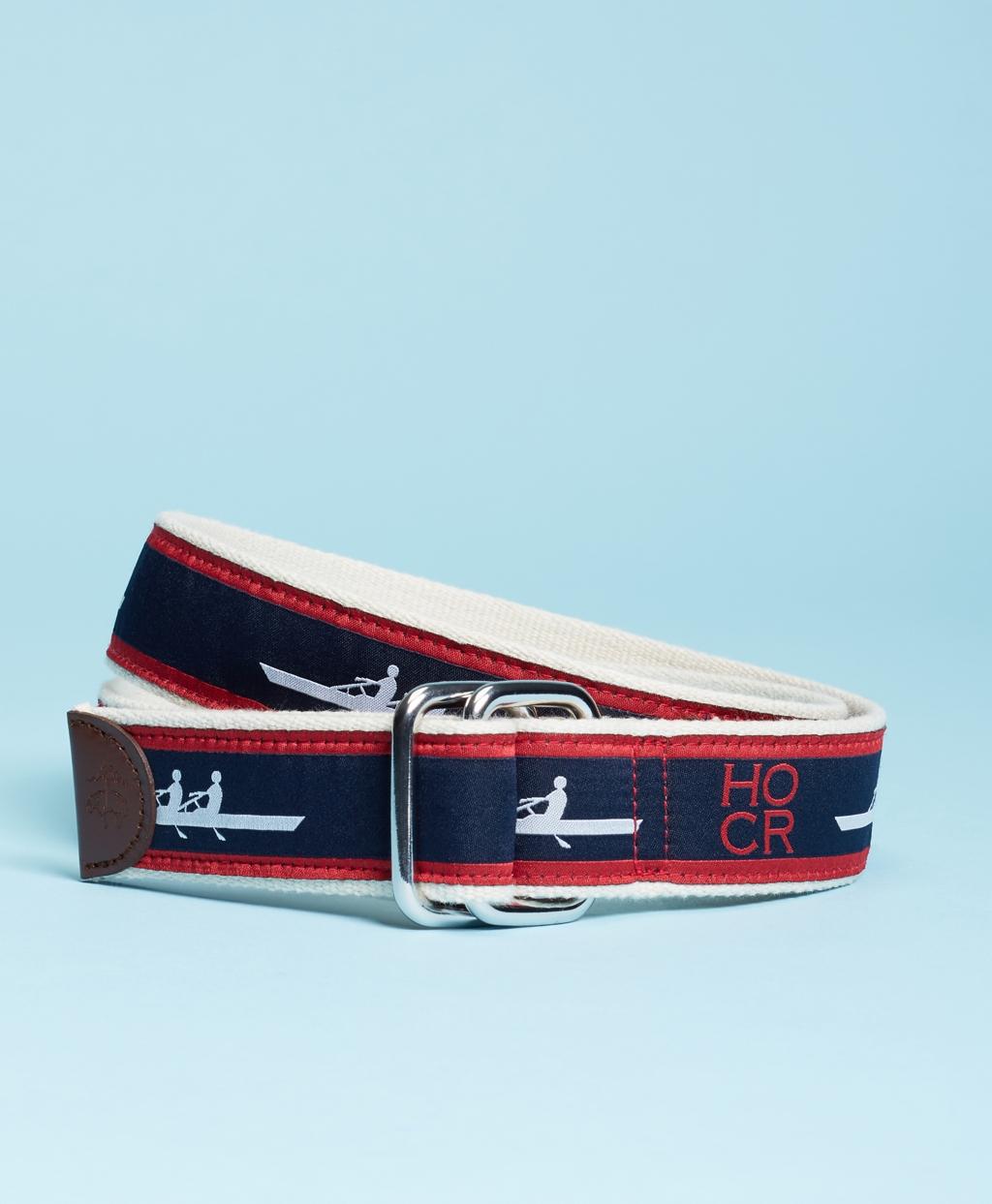 Head Of The Charles® Regatta Ribbon Belt