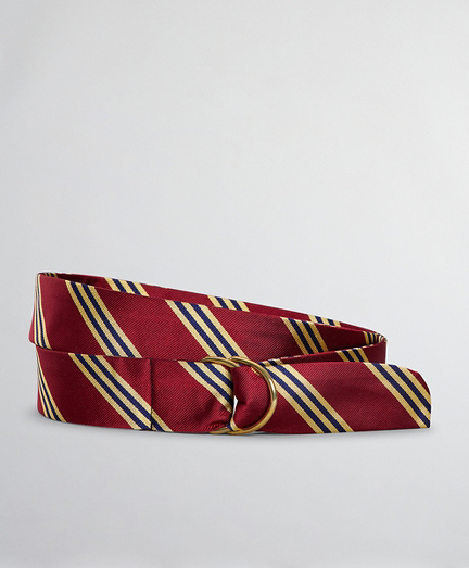 BB#1 Rep Ribbon Belt