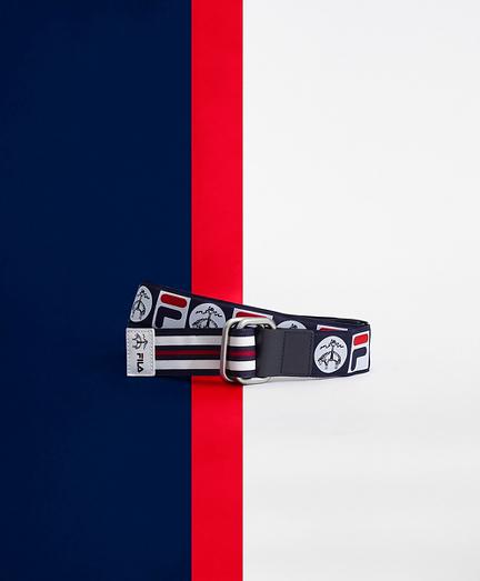 Brooks Brothers x FILA Advantage Reversible Belt