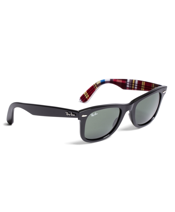 Ray-Ban® Wayfarer Sunglasses with Madras Black