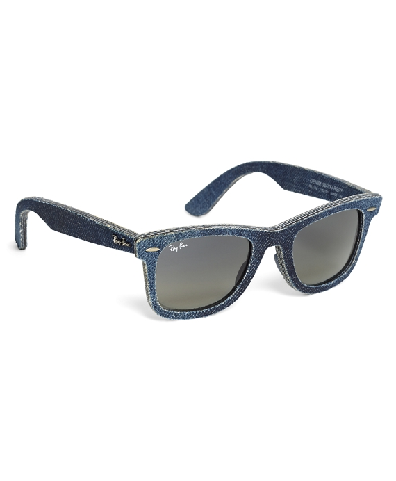 68ea1ba6622 Ray-Ban Wayfarer Blue Denim Sunglasses