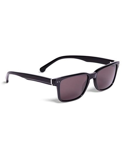 Brooks Brothers Plastic Wayfare Sunglasses