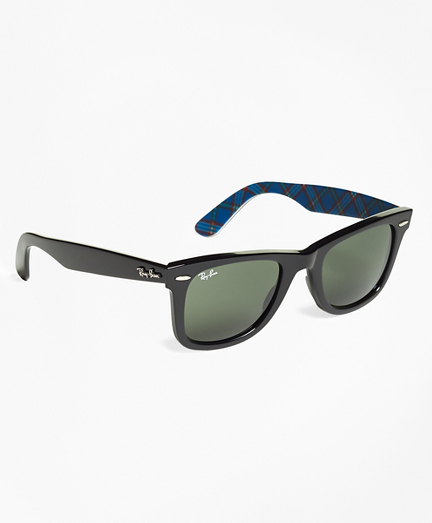 71489ba5da7 Ray-Ban® Wayfarer Sunglasses with Tartan
