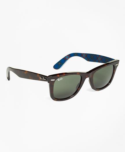 Ray-Ban® Wayfarer Sunglasses with Tartan