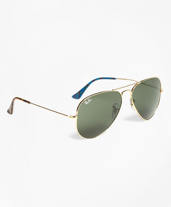 66788163eb5 Ray-Ban Aviator Sunglasses with Tartan