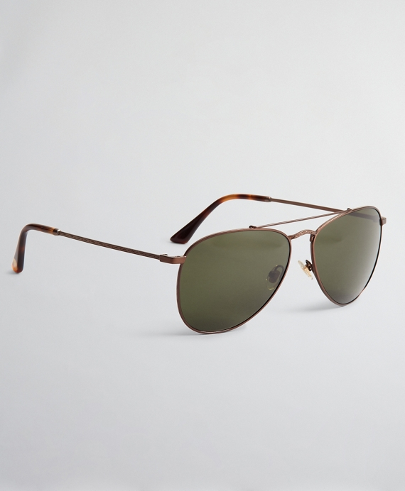 Pilot Sunglasses Brown