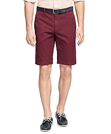 "Garment-Dyed 11""  Bermuda Shorts"