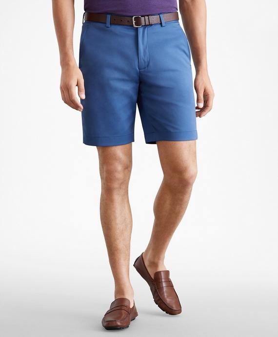 "9 "" Tech Shorts Blue"