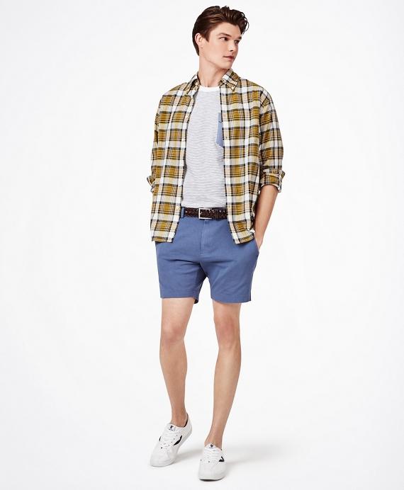 """7"""" Knit Jersey Shorts Blue"""