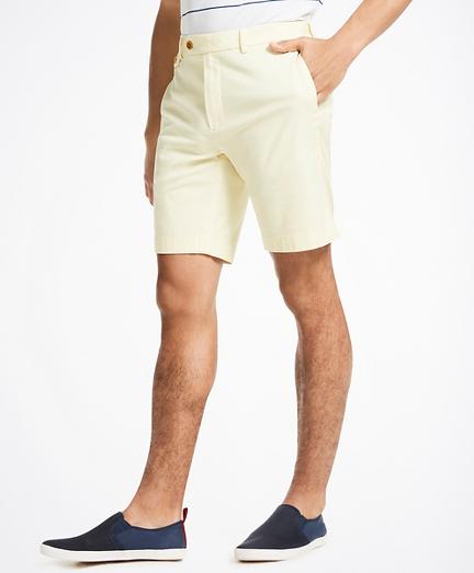 "9"" Stretch Supima® Cotton Shorts"