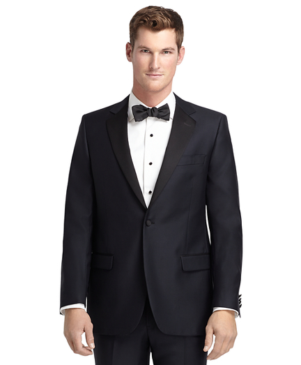 1818 One-Button Fitzgerald Navy Tuxedo