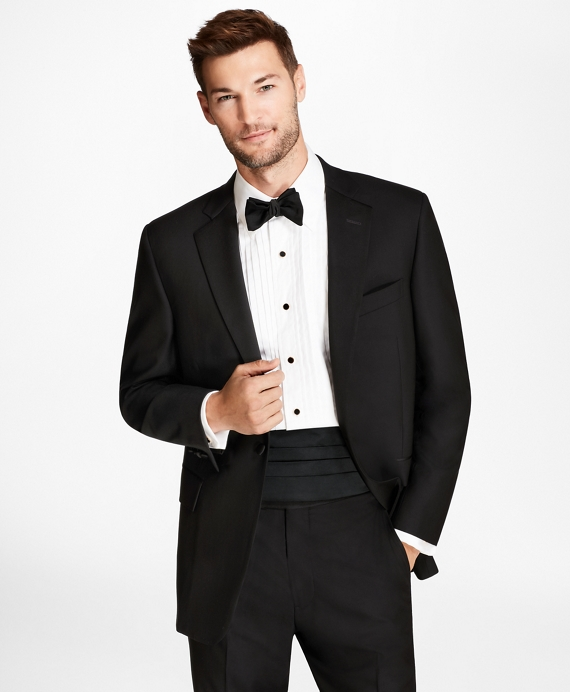 Regent Fit One-Button 1818 Tuxedo Black