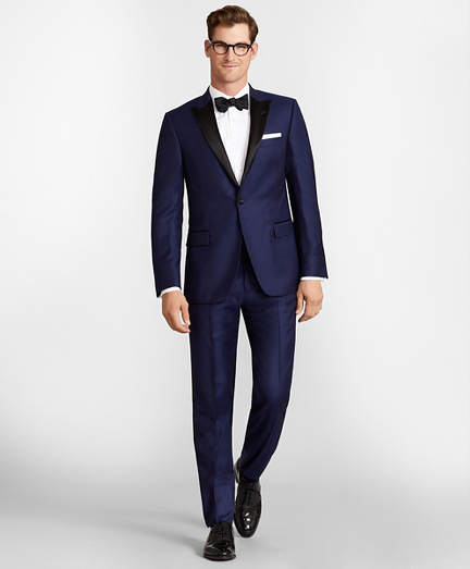 Regent Fit One-Button Navy 1818 Tuxedo
