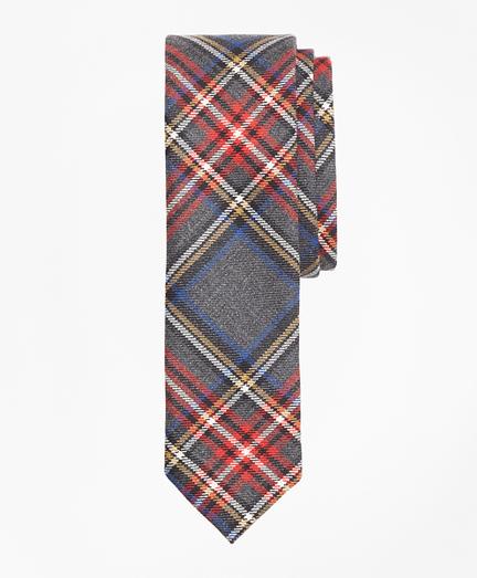 Tartan Wool Tie