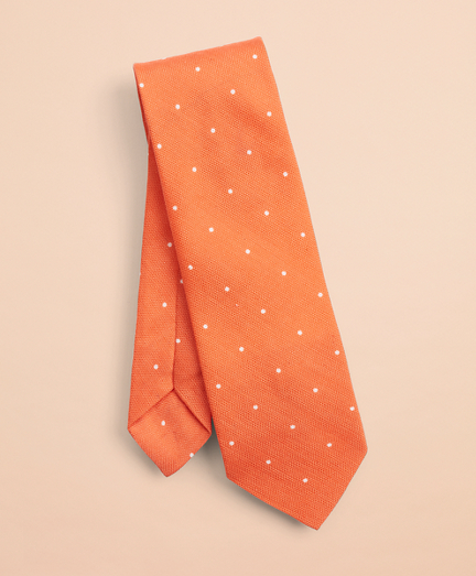 Dotted Twill Tie