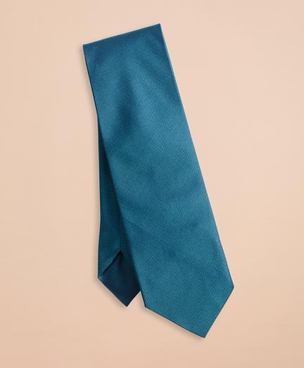 Solid Jaspe Silk Tie
