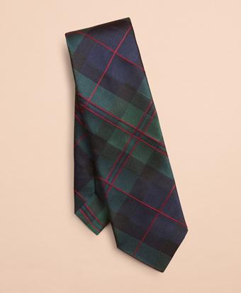 Tartan Silk Tie