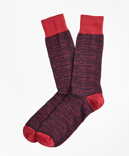 Feeder Stripe Crew Socks