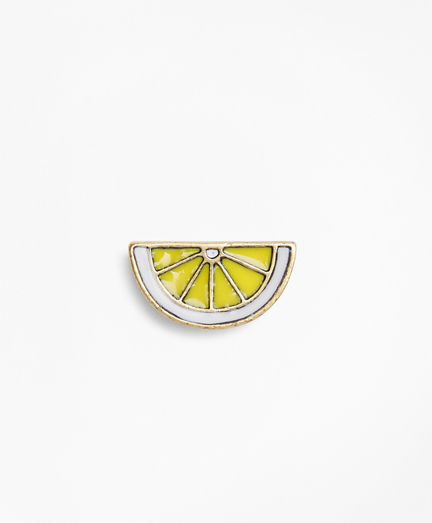Lemon Lapel Pin