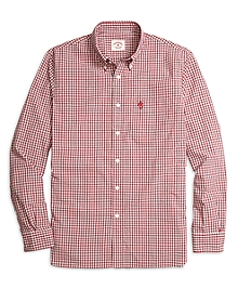 Mini Check Sport Shirt