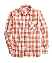 Homespun Check Sport Shirt