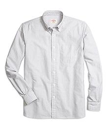 Supima® Cotton Stripe Sport Shirt