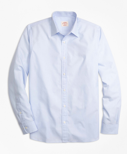 Nine-to-Nine Spread Collar Shirt