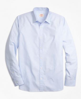 Nine-to-Nine Spread Collar Shirt