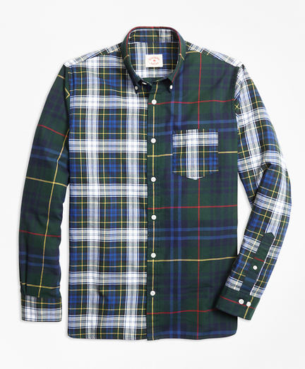 Tartan Cotton Flannel Fun Shirt